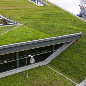 Ciudadanos (Cs) Alcobendas solicita instalar cubiertas verdes en los edificios municipales