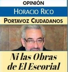 Ni las Obras de El Escorial