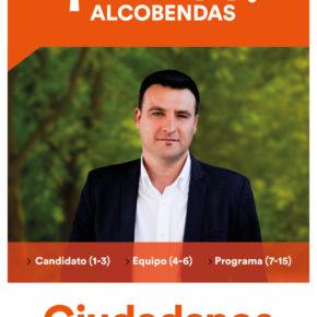 Principales medidas programa Cs Alcobendas 2019