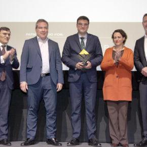 """Arranz (Cs): """"este premio a la excelencia y calidad en la gestión es obra de todos los empleados municipales"""""""