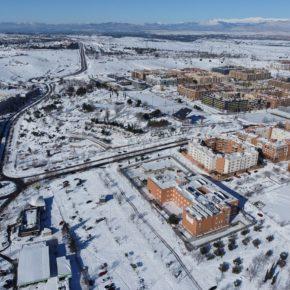 Ciudadanos (Cs) Alcobendas solicita como Ayuntamiento, la declaración del municipio como 'zona afectada gravemente' ante los graves daños ocasionados por la borrasca Filomena